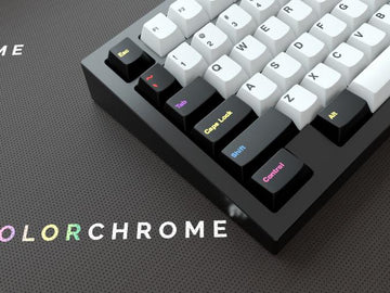 [Group buy] GMK Colorchrome-zFrontier