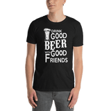 Drink Good Beer T-shirt - orian gifts