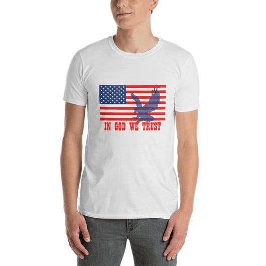 In God we trust Unisex T-Shirt - orian gifts