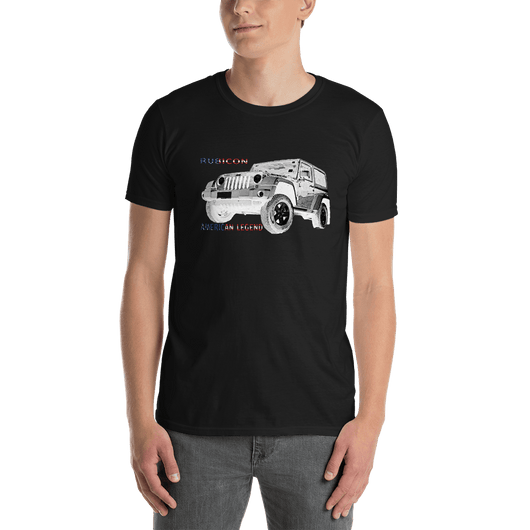 Rubicon-American Legend T-shirt - orian gifts