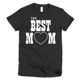 The Best Mom T-shirt - orian gifts