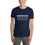 Beer Cups T-shirt - orian gifts