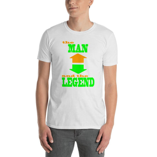 The man and the legend T-Shirt - orian gifts