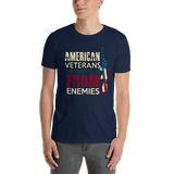 USA VETERAN SOLDIER T-SHIRT - orian gifts