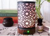 The Star-Ultrasonic Cool Mist Essential Oil Diffuser - orian gifts