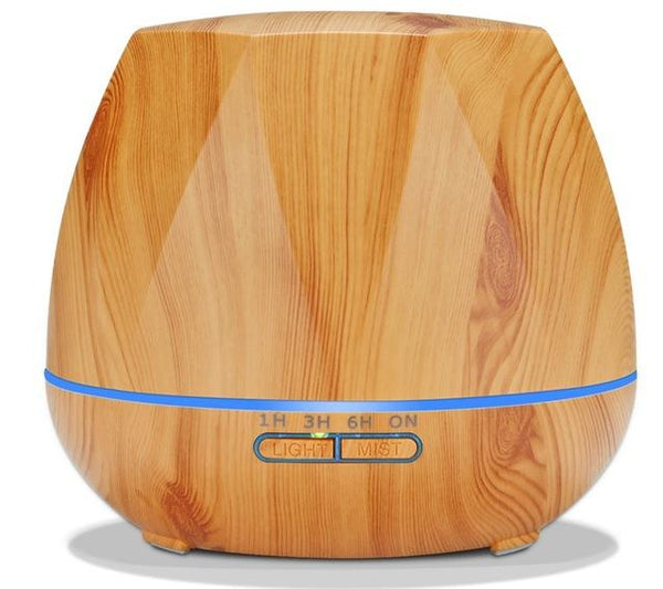 Crystal-Humidifier Essential Oil Diffuser - orian gifts