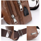 Multifunction Crossbody Bag - orian gifts