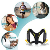 Adjustable Back Posture Corrector Clavicle Spine Back Shoulder Lumbar Brace Support Belt Posture Correction Prevents Slouching - orian gifts