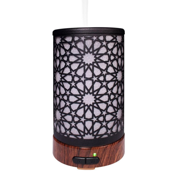 Ultrasonic Cool Mist Essential Oil Diffuser 100ml Capacity - orian gifts