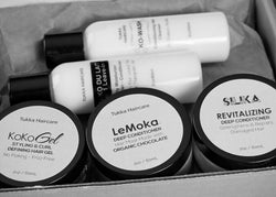 TUKKA Hair Care Products Sample Kit
