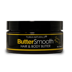Use Butter Smooth to Protect Your Hair and Skin with All Natural ingredients