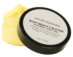 velviit botanika body butter