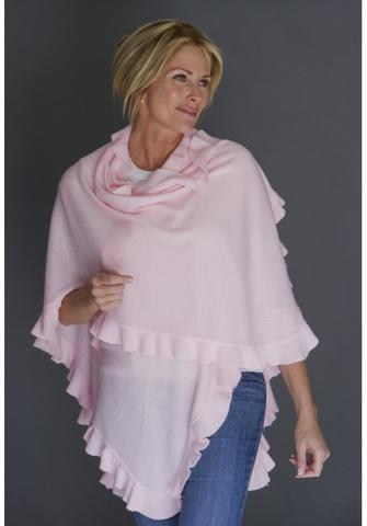 Ruffled Wrap