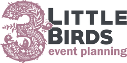 3 Little Birds Event Planning