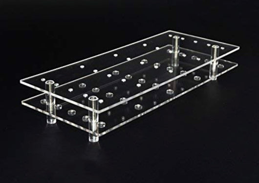 25 Hole Acrylic Cake Pop Stand