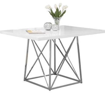 Square Modern Glossy Table