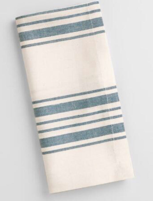 Blue Villa Striped Napkin