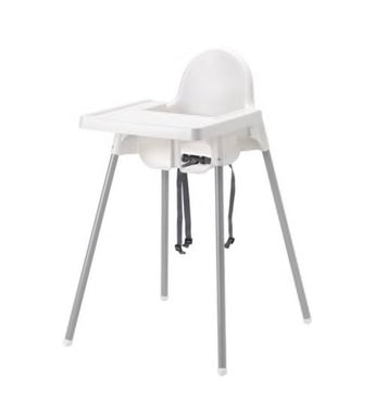 White Modern Highchairs