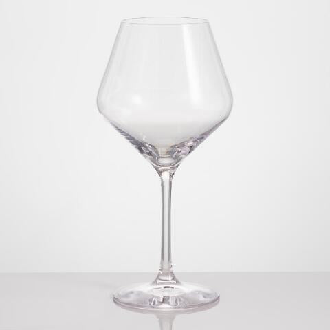 17.25 Oz Prism Red Wine Glass