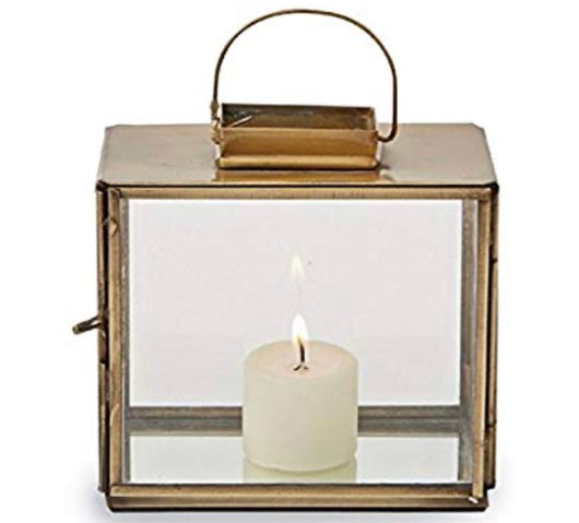 Mini Brass Lanterns