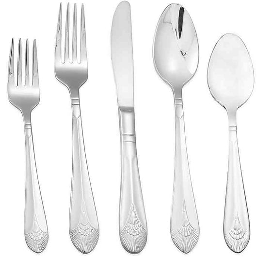 Peacock Flatware Collection