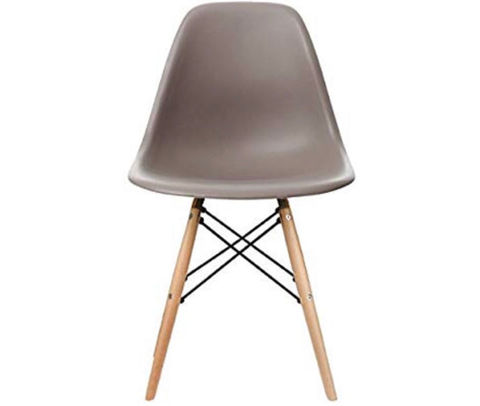Gray  Eames Chairs
