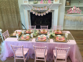 "6' x 30"" Kids Banquet Table (Seat 8-10)"