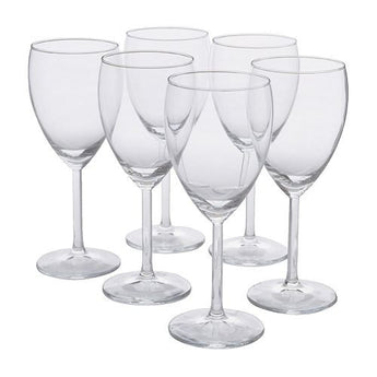 10 oz. White wine glass