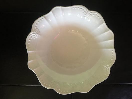Shabby Chic Serving Bowl