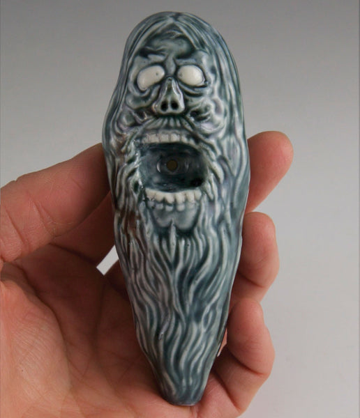 GUNSHO Yelling Yeti Ceremonial Pipe