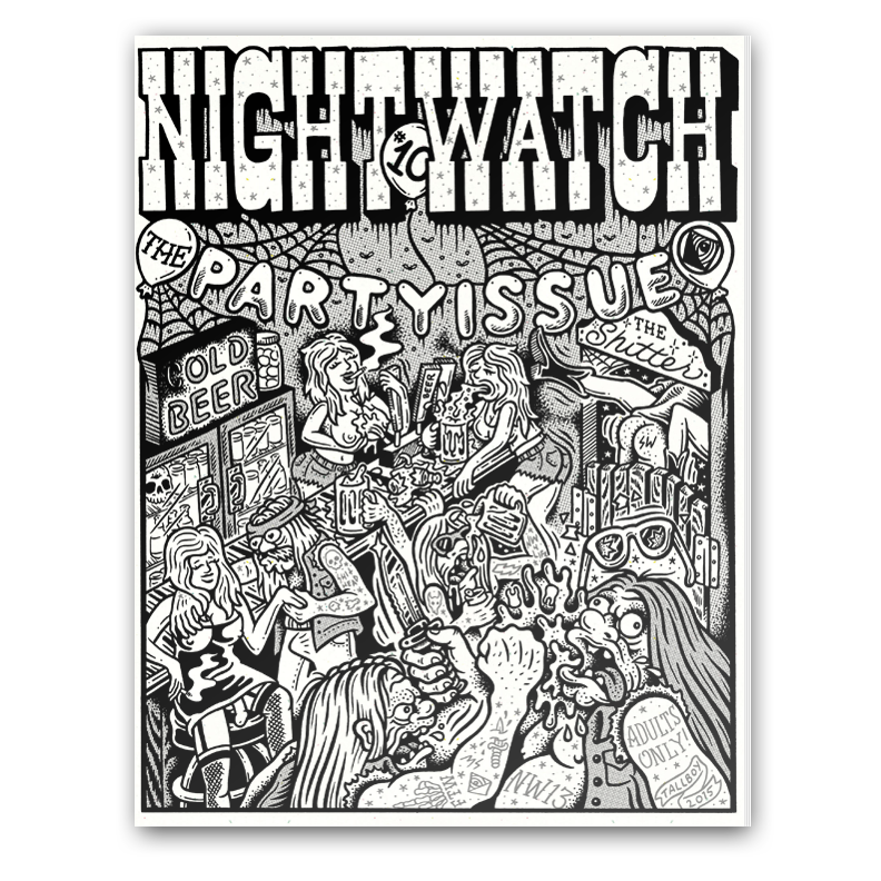 NIGHT WATCH #10