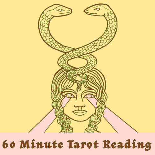 60 Minute Tarot Reading by Kyla Quigley