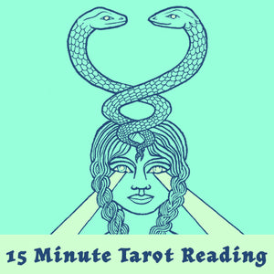 15 Minute Tarot Reading by Kyla Quigley