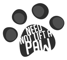 Need Not Lift A Paw Limited logo