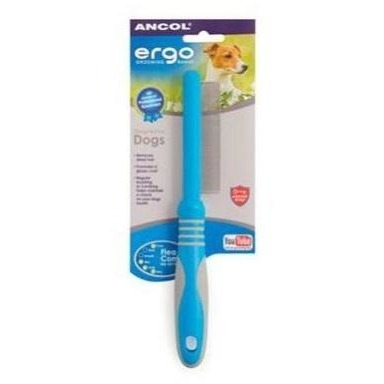Ancol Ergo Plastic Flea Comb, Dog comb, Ancol, Need Not Lift A Paw Limited