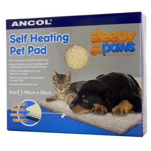 Ancol Self Heating Pad, Dog heating mat, Ancol, Need Not Lift A Paw Limited