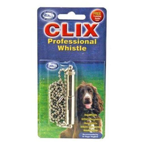 CLIX Professional Whistle, Dog whistle, Co. Of Animals - Need Not Lift A Paw Limited