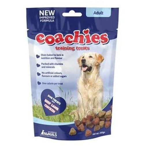 Coachies Training Treats 200g, Dog treat, Co. Of Animals - Need Not Lift A Paw Limited