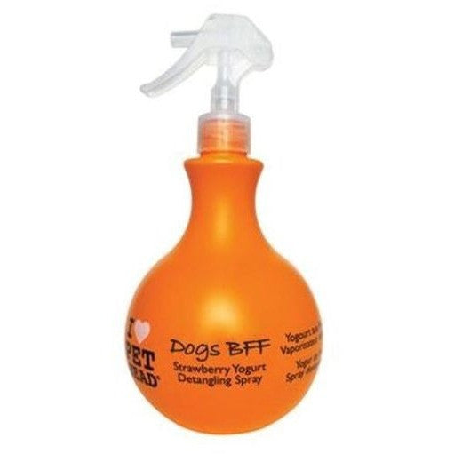 Pet Head Dogs Bff Tangle Fix Spray 450ml, Dog tangle fix, Pet Head, Need Not Lift A Paw Limited