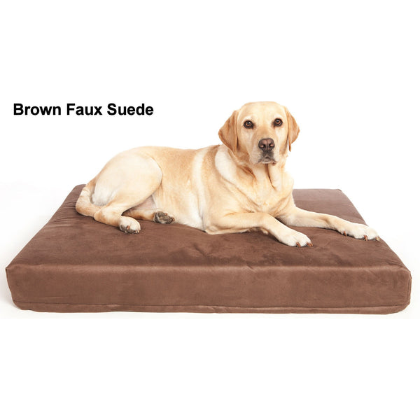 Premium Memory Foam Dog Mattress, Dog bed, Pets & Leisure, Need Not Lift A Paw Limited