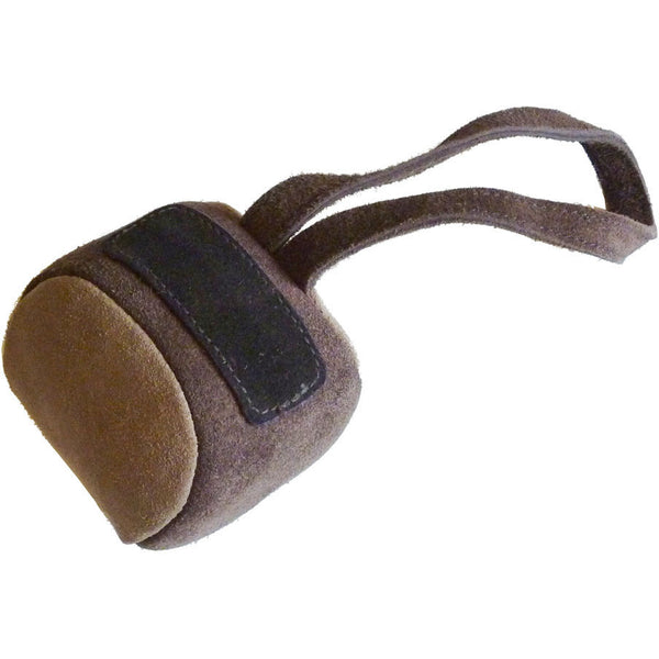 Baseball Suede Leather Toy, Dog toy, Need Not Lift A Paw