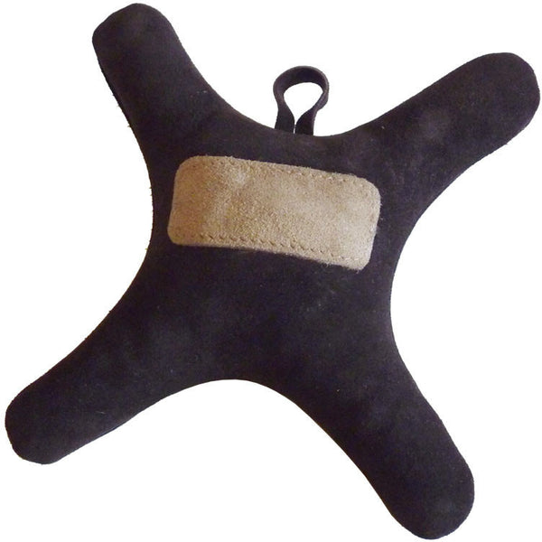 Swinger Suede Leather Toy, Dog toy, The Paws, Need Not Lift A Paw Limited