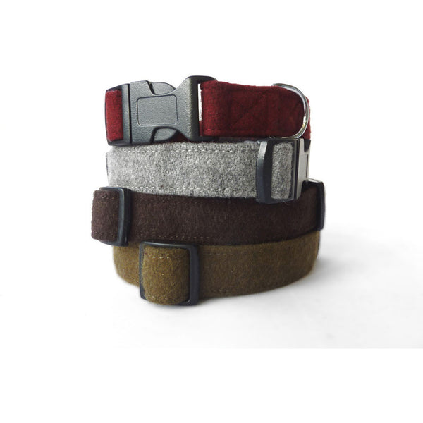 Hailey & Oscar Wool Collar, Dog collar, Hailey & Oscar, Need Not Lift A Paw Limited