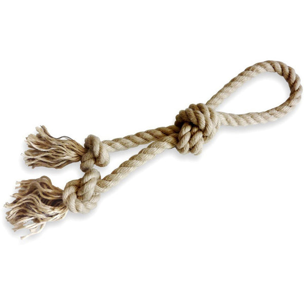 Knotted Bone Rope Toy, Dog toy, Petrope, Need Not Lift A Paw Limited