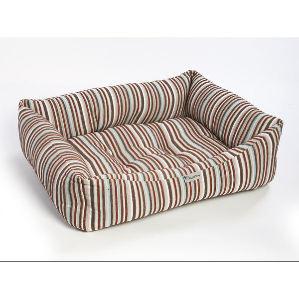 Chilli Dog Italian Stripe Sofa Bed, Dog bed, Chilli Dog, Need Not Lift A Paw Limited
