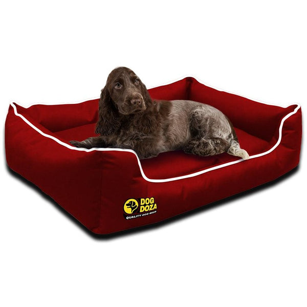 Dog Doza Waterproof Dreamer Settee Memory Foam Dog Bed, Dog bed, Dog Doza - Need Not Lift A Paw Limited
