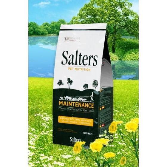 Salters Maintenance Dog Food, Dog food, Salters Pet Nutrition, Need Not Lift A Paw Limited