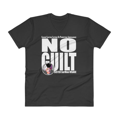 No Guilt V-Neck T-Shirt