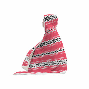 Red Wagon Country Hooded Blanket