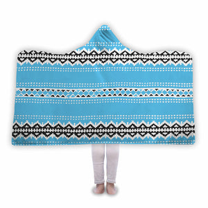 Big Sky Country Hooded Blanket